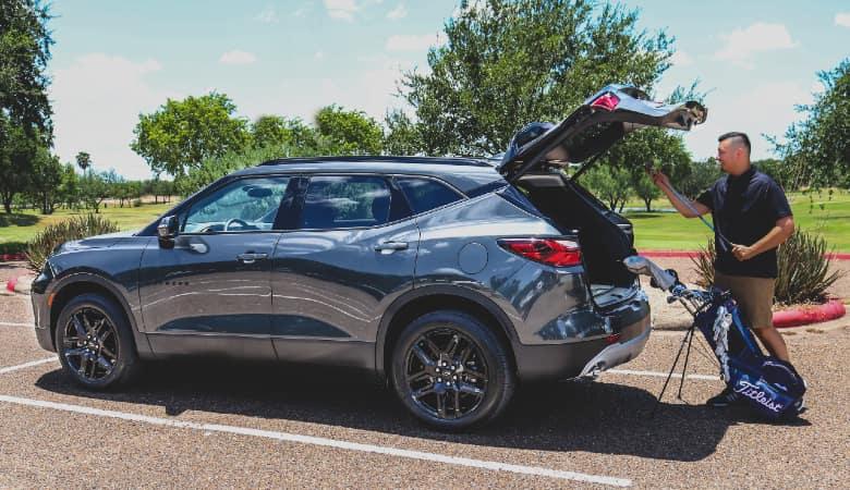 2021 Chevrolet Blazer - Fiesta Chevrolet in Edinburg, Texas