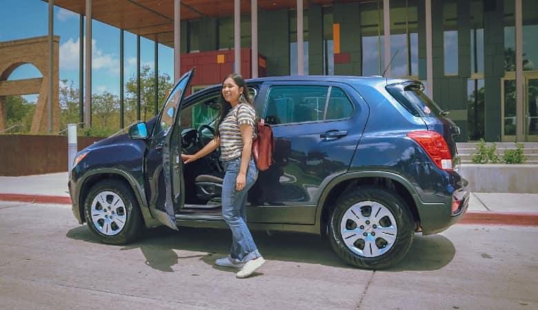 2021 Chevrolet Trax - Fiesta Chevrolet in Edinburg, Texas