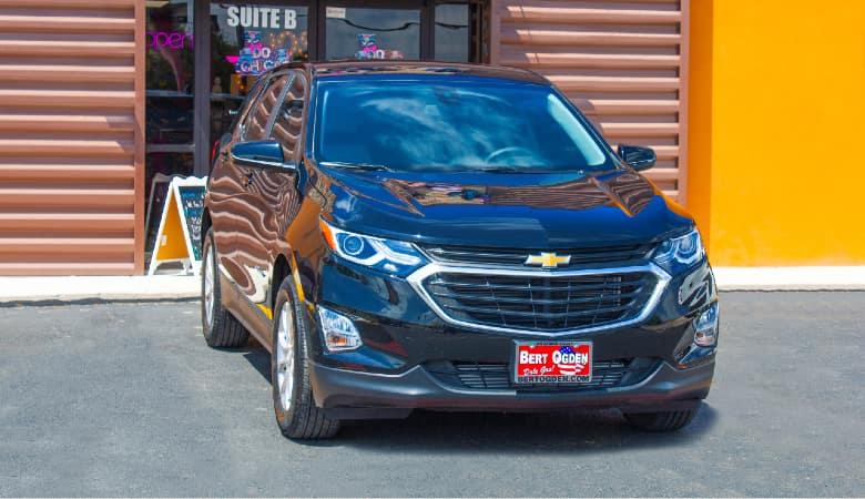 2021 Chevrolet Equinox - Fiesta Chevrolet in Edinburg, Texas