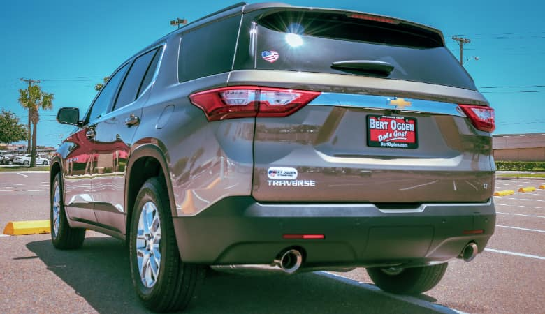 2021 Chevrolet Traverse - Fiesta Chevrolet in Edinburg, Texas