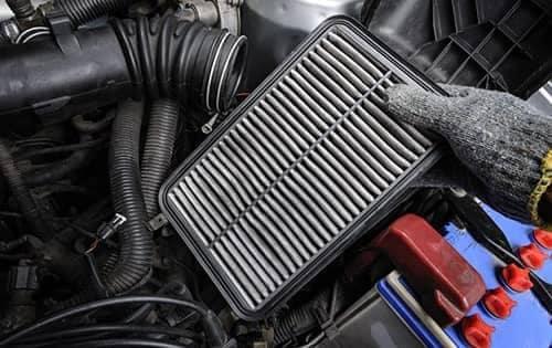 Air filter service - Fiesta Chevrolet in Edinburg, Texas