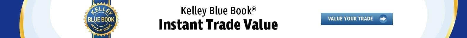 Kelley Blue Book Instant Trade Value - Fiesta Chevrolet in Edinburg, Texas