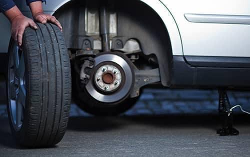 Wheel service - Fiesta Chevrolet in Edinburg, Texas