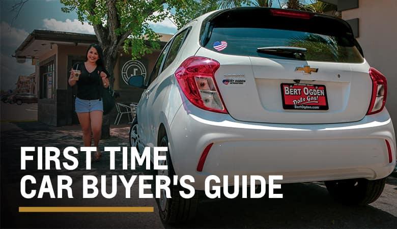 First Time Car Buyer's Guide | Fiesta Chevrolet in Edinburg, Texas
