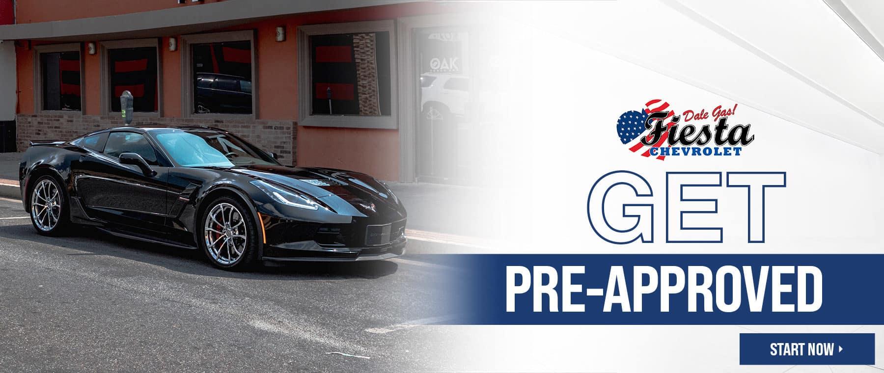 Get Pre-Approved | Fiesta Chevrolet in Edinburg, Texas