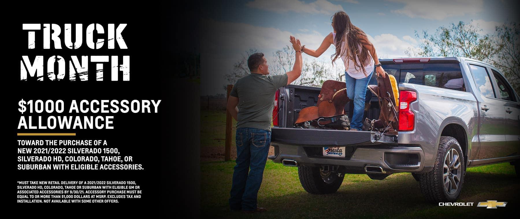 Truck Month | Fiesta Chevrolet in Edinburg, Texas
