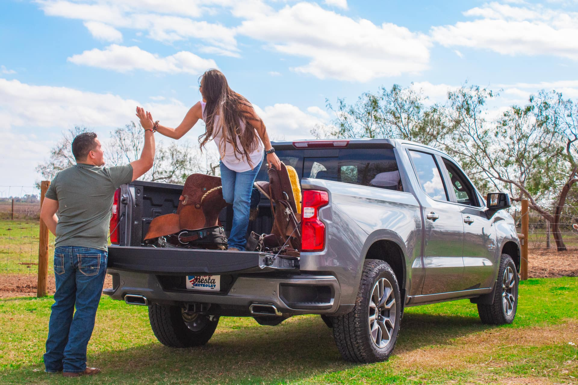 New Chevrolet Silverado | Fiesta Chevrolet | Edinburg, TX