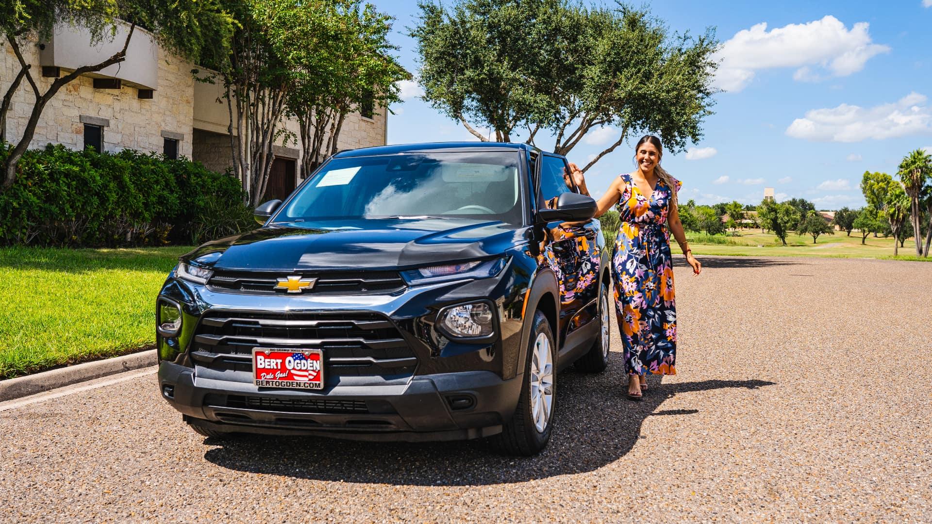 New Chevrolet Trailblazer | Fiesta Chevrolet | Edinburg, TX