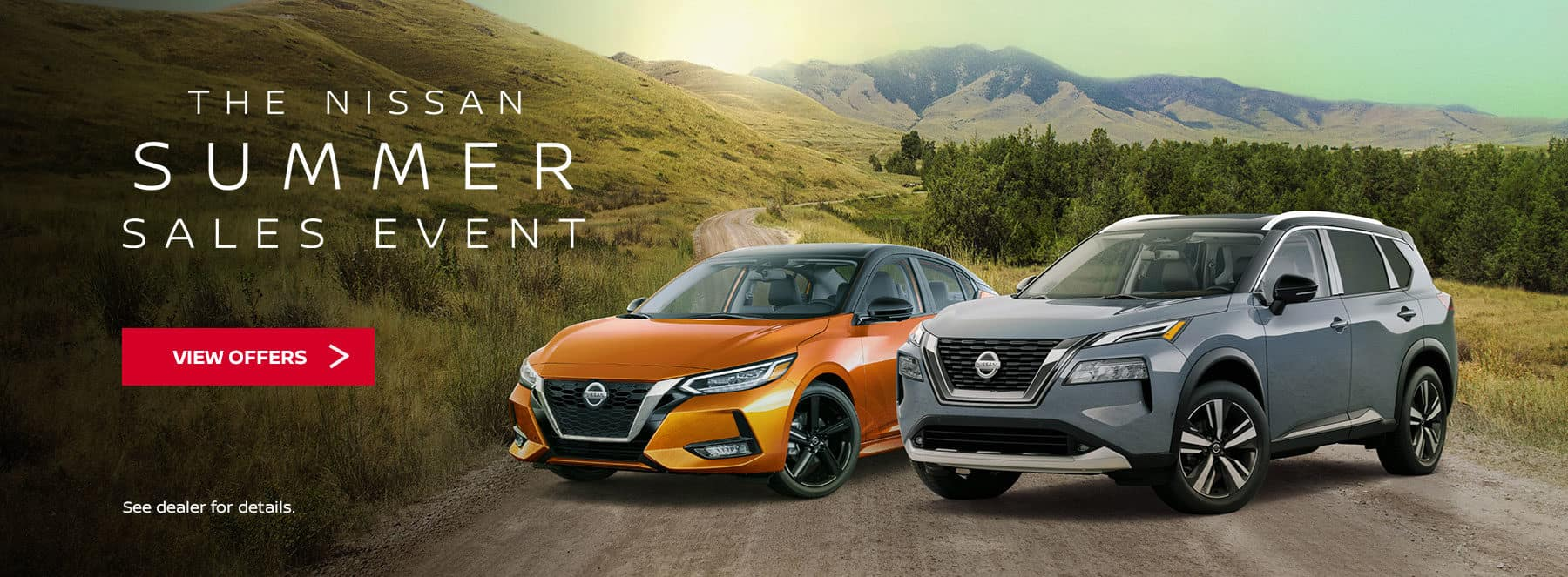 The Nissan Summer Sales Event