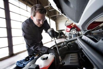 Air Filter, Cabin Filter and Fuel Induction Service Combo