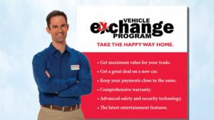 Gillman Vehicle Exchange Program