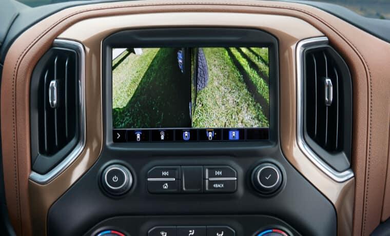 2020 Chevy Silverado backup camera