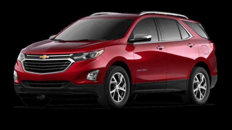 2021 Chevy Equinox Cajun Red