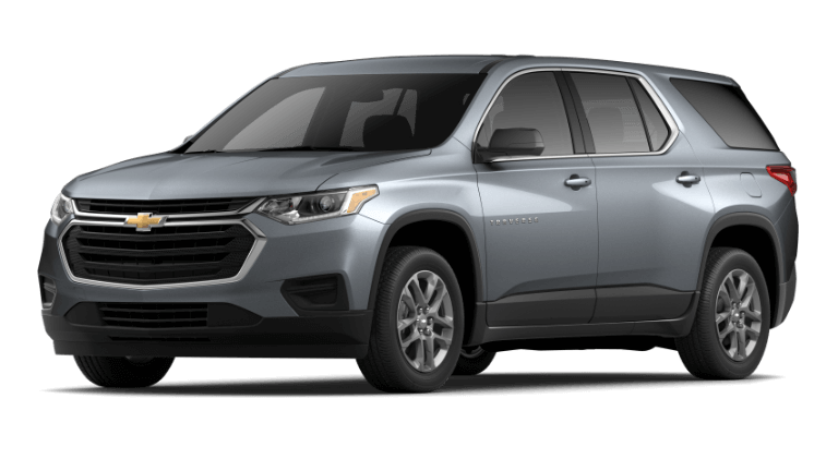 Incoming 2021 Chevy Traverse Vehicles