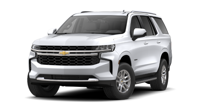 Incoming 2021 Chevy Tahoe Vehicles