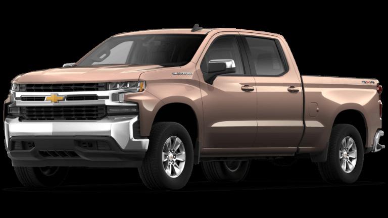 2021 Chevy Silverado 1500 LT Lease Deal