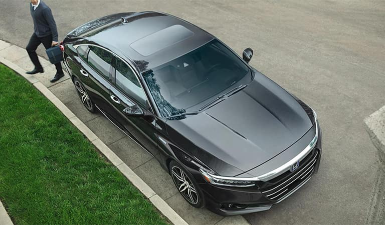New 2021 Honda Accord Charlotte NC