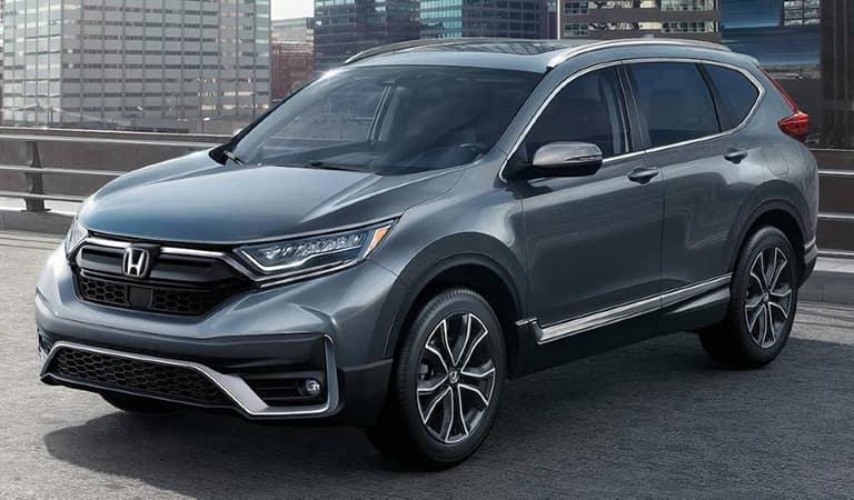 New 2021 Honda CR-V Charlotte North Carolina