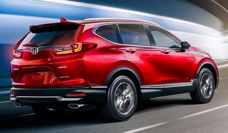 New 2021 Honda CR-V Charlotte NC