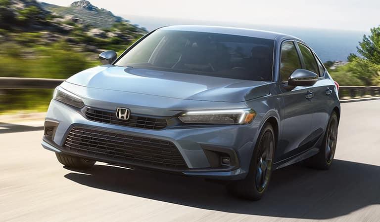 New 2022 Honda Civic Charlotte North Carolina