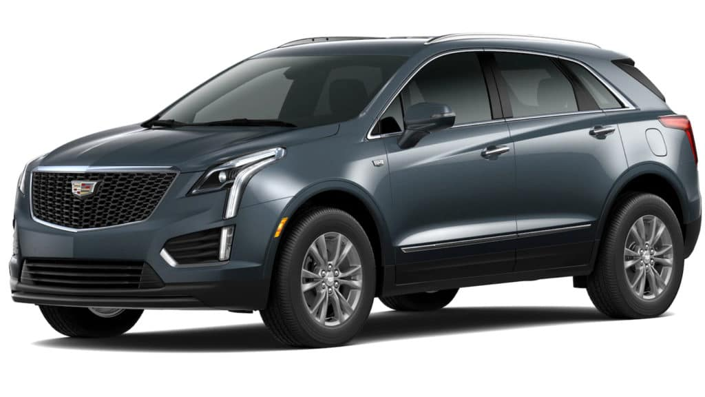2021 XT5 Luxury