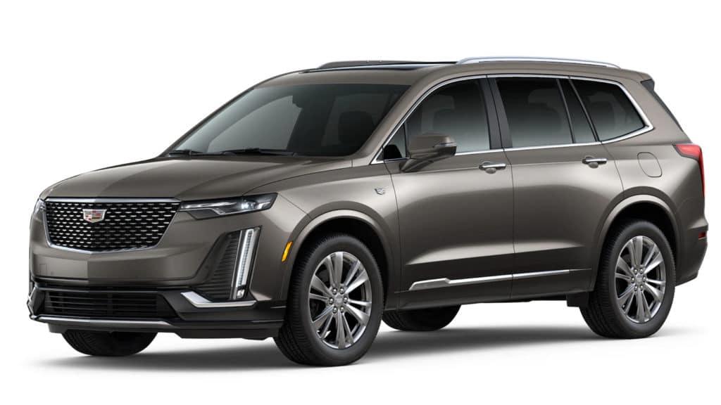 2021 XT6 Premium Luxury