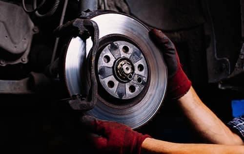 Front Brake Repair Service