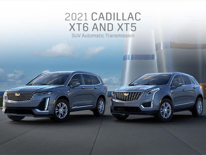 2021 XT5 and XT6