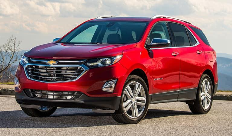 New 2021 Chevrolet Equinox Dade City FL