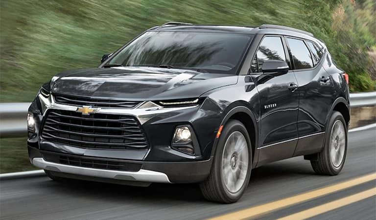 New Chevrolet Blazer