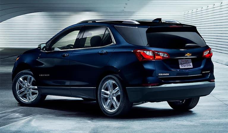 New Chevrolet Equinox