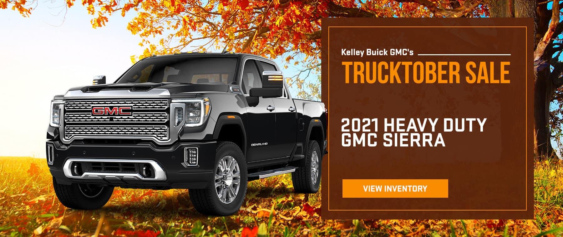2021 Heavy Duty GMC Sierra