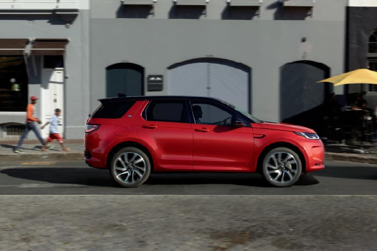 New 2021 Land Rover Discovery Sport S