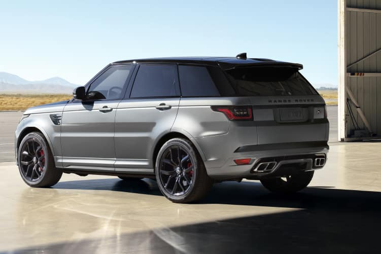 New 2022 Range Rover Sport HSE Silver
