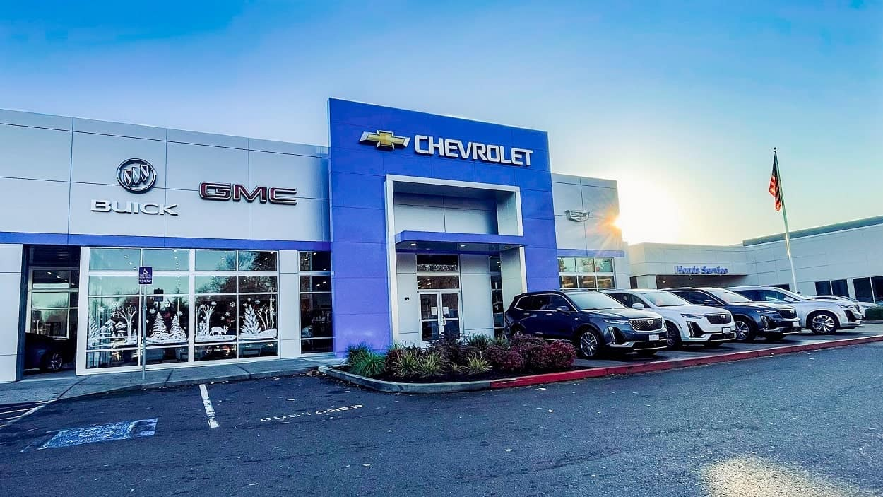 Map & Directions to Kendall Chevrolet Buick GMC