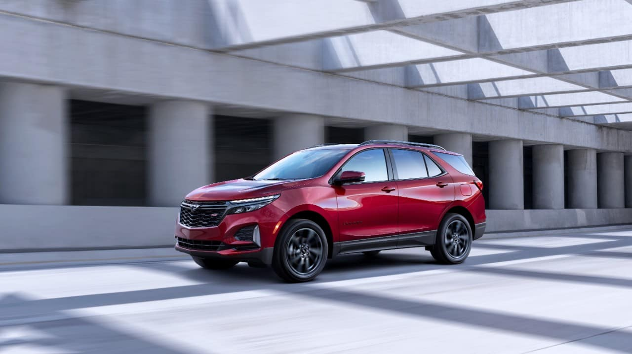 New Chevrolet Equinox for Sale in Eugene, OR