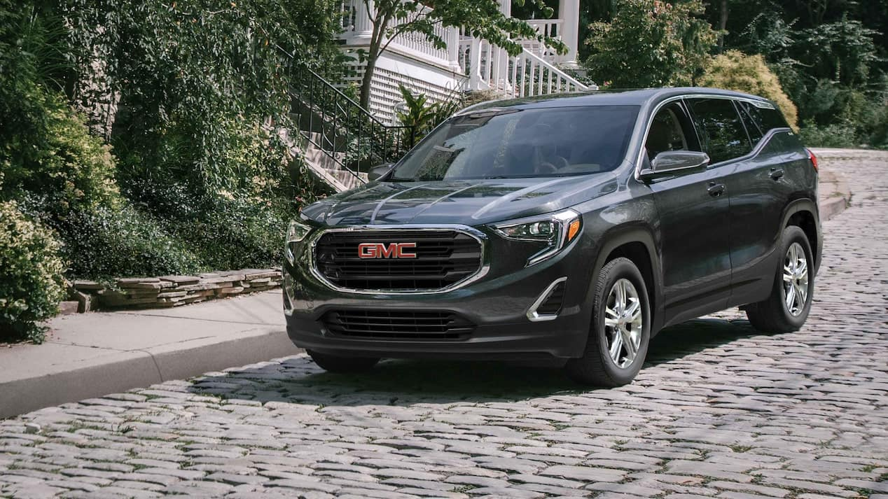 New GMC Trucks and SUVs for sale in Eugene, OR