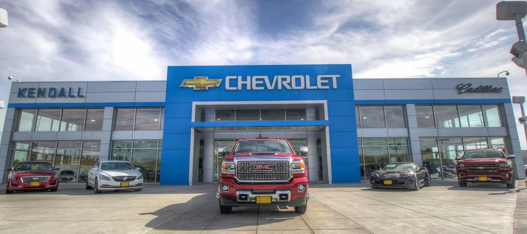 Chevrolet Buick GMC Dealership in Nampa