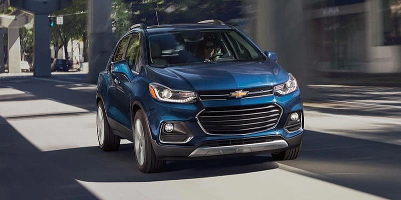 NEW CHEVROLET TRAX IN NAMPA