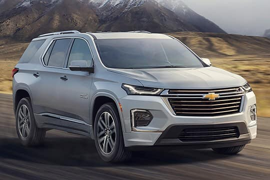 New Chevrolet Traverse for Sale in Nampa