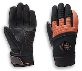 Harley Women's Killian Full Finger Gloves # 98160-20VW
