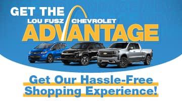 Lou Fusz Chevrolet Advantage