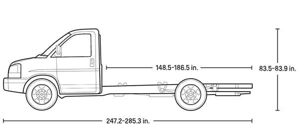 2021 Chevy Express Cutaway near St. Louis