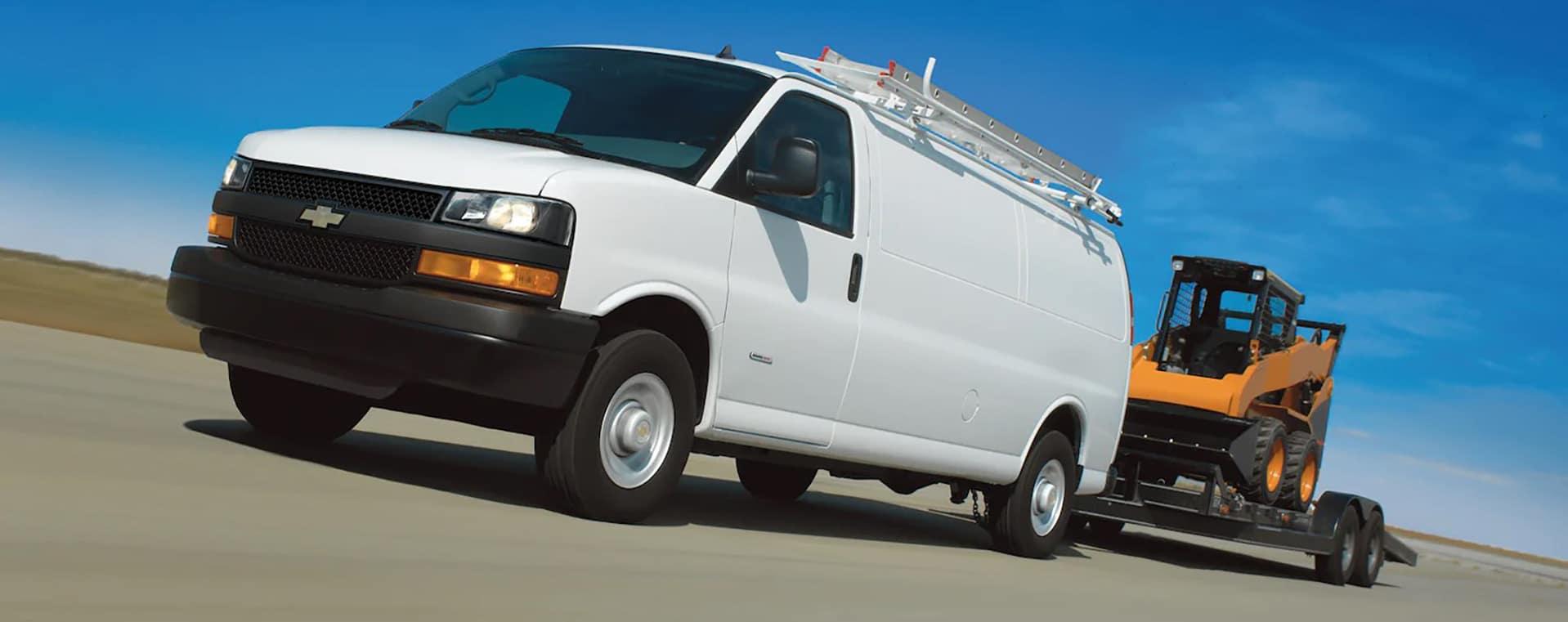 2021 Chevy Express Van near St. Louis