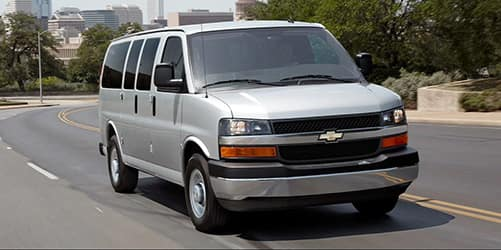 2021 Chevrolet Express Van in St. Louis