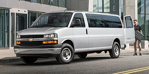 2021 Chevrolet Express Van near St. Louis