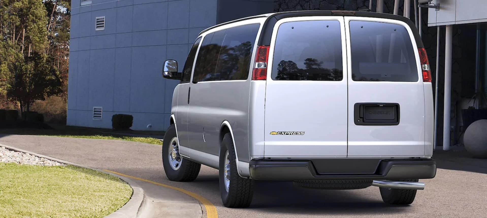 2021 Chevrolet Express Cargo Van near me