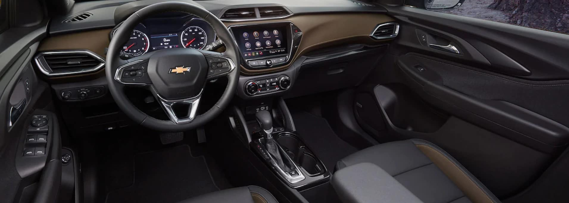 2021 Chevy Trailblazer Dashboard