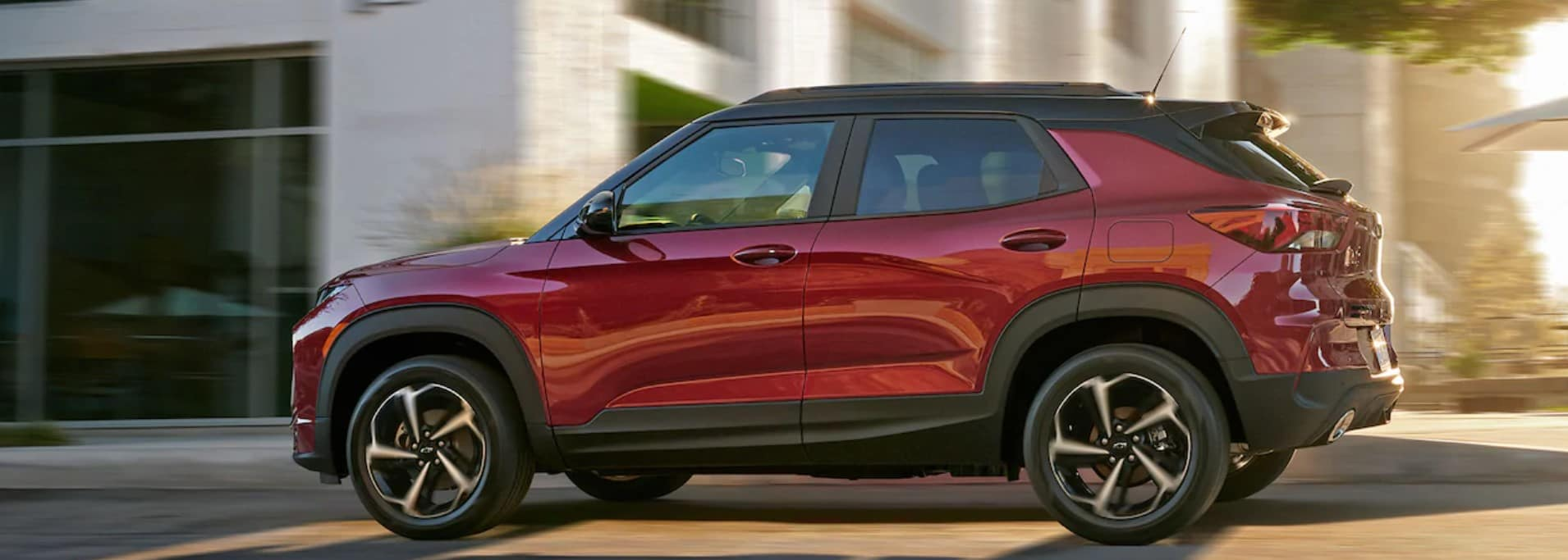 2021 Chevy Trailblazer near St. Louis