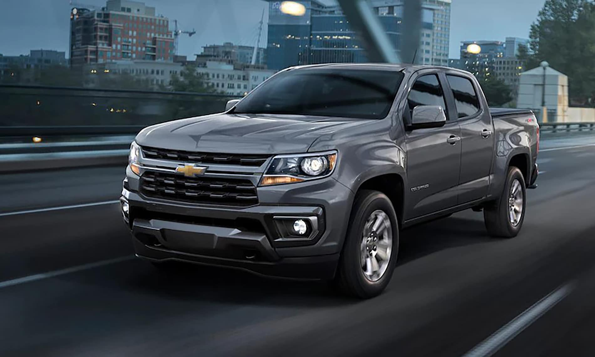 2021 Chevy Colorado in St. Louis